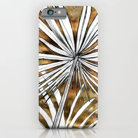 Golden Palm iPhone 6 Slim Case