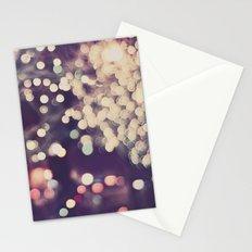 Christmas Night Stationery Cards