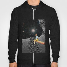 unknown pleasures to Infinity Hoody