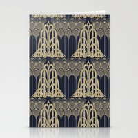 Gatsby Glamour Stationery Cards