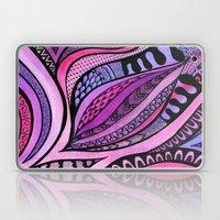 Tangle Tuliping Laptop & iPad Skin