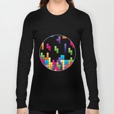Tetris Troubles. Long Sleeve T-shirt