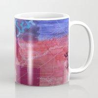 Rouge abstract Mug