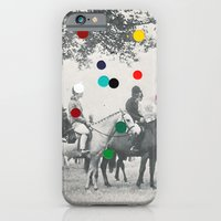 iPhone & iPod Case featuring EQUESTRIAN by Beth Hoeckel Collage & Design