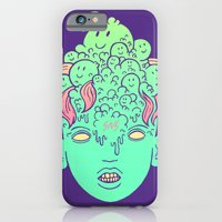 Brain Parasites iPhone 6 Slim Case
