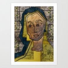 167. Art Print