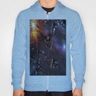 Triangles Space Hoody