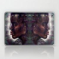 Time Surpass The Memory  Laptop & iPad Skin