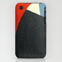 iPhone 3Gs & iPhone 3G Cases featuring The Black Rhino by Fernando Vieira