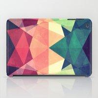 Looking at stars iPad Case