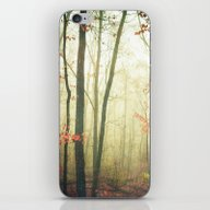 The Woods Are Lovely Dar… iPhone & iPod Skin