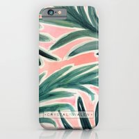 Lush Tropical Palm iPhone 6 Slim Case