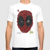 You Missed - Dead-pool C… Mens Fitted Tee White SMALL