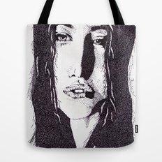 ??? Girl Tote Bag