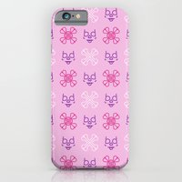 iPhone & iPod Case featuring Cute Bones by Tristan Bowersox McQueen