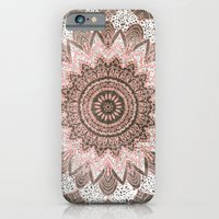 BOHOCHIC MANDALA IN CORAL iPhone 6 Slim Case