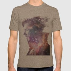 Doctor Strange Mens Fitted Tee Tri-Coffee SMALL