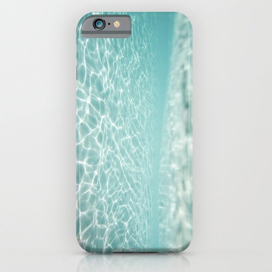 Under Water Light iPhone & iPod Case