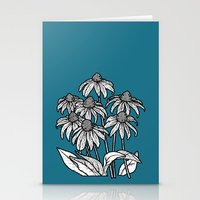 Summer Night Stationery Cards