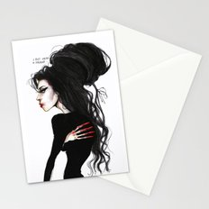 Amy ' I just need a friend'' Stationery Cards
