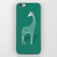 Animal Kingdom: Giraffe … iPhone & iPod Skin