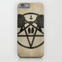 iPhone & iPod Case featuring whoreship by alex lodermeier