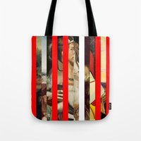 Stars in stripes 5 + Tote Bag