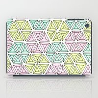 rhinestones 5 iPad Case
