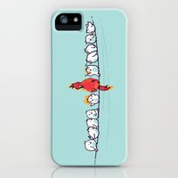 iPhone 5s & iPhone 5 Cases featuring That new guy turns out to be a disaster by Budi Kwan