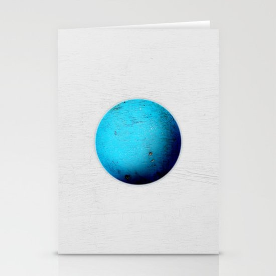 Element: Water Stationery Card