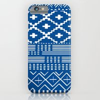 iPhone & iPod Case featuring Mali collage by fable design
