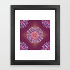 Blossom 2.0 Framed Art Print