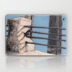 Baveno Dock, Northern Italy Laptop & iPad Skin