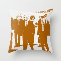 Reservoir Awesome Throw Pillow