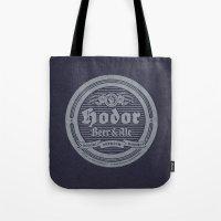 Hodor Premium Tote Bag