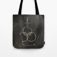Excalibur: Quest of Camelot Tote Bag