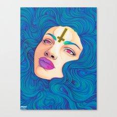Turbo Killer Canvas Print
