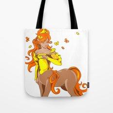 Female Centaur Tote Bag