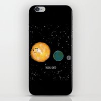 Moonzoned iPhone & iPod Skin