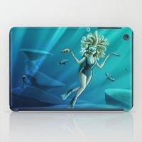 Deep Sea Feelings (Evolve) iPad Case