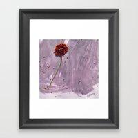 Mulberry Framed Art Print