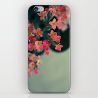 Flowers In Your Hair iPhone & iPod Skin