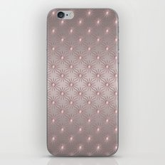 Star Shine Rose iPhone & iPod Skin