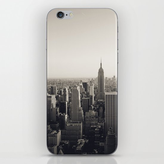 another Empire State Building shot iPhone & iPod Skin
