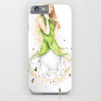 iPhone & iPod Case featuring Petite fleur / Little Flower by Stephane Lauzon
