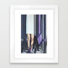 Elle #9 Framed Art Print