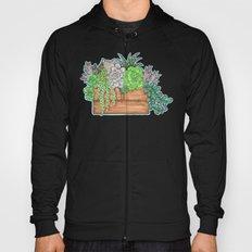 Succulents Hoody