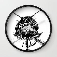The Metamorphosis Wall Clock