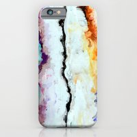 iPhone & iPod Case featuring Agitation Inverted by Claudia McBain