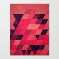 pynk Canvas Print